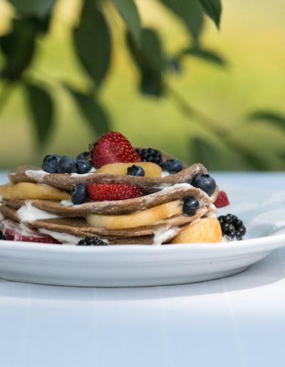 Buckwheat Cinnamon Pancake/Waffle Mix